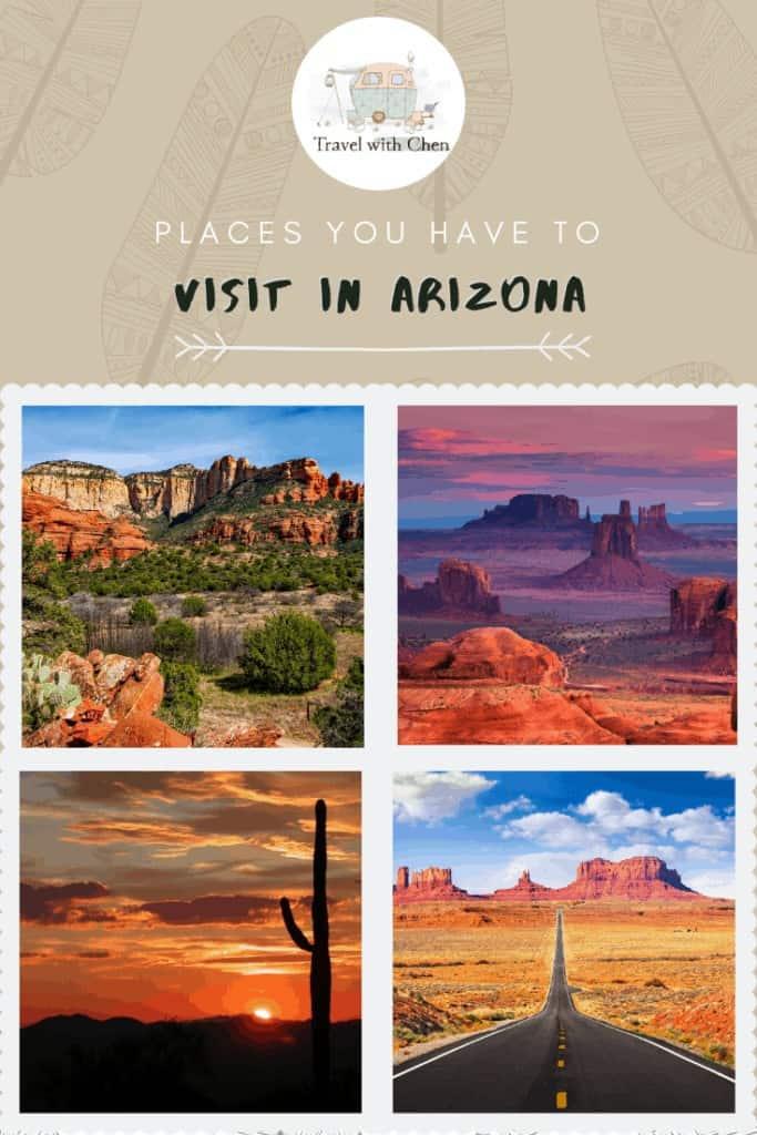 טיפים לטיול באריזונה ארצות הברית