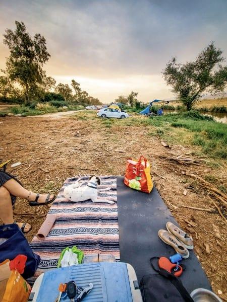 רשימת ציוד לקמפינג בישראל