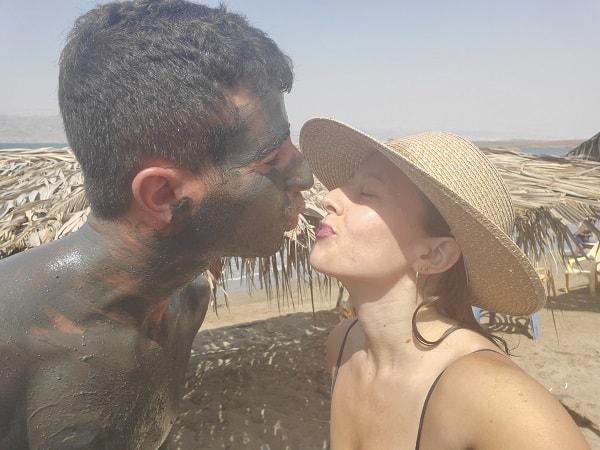 חופשה זוגית רומנטית בים המלח