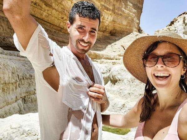 חוויה זוגית - חופשה זוגית במדבר
