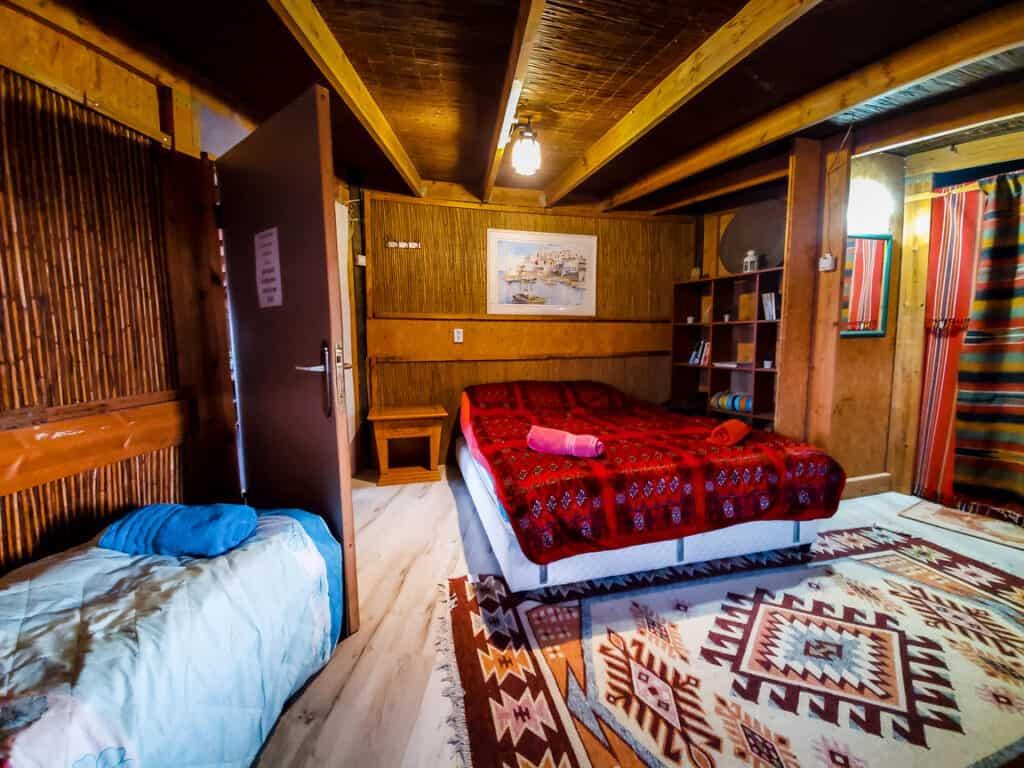 חדר משפחתי - צימר במדבר