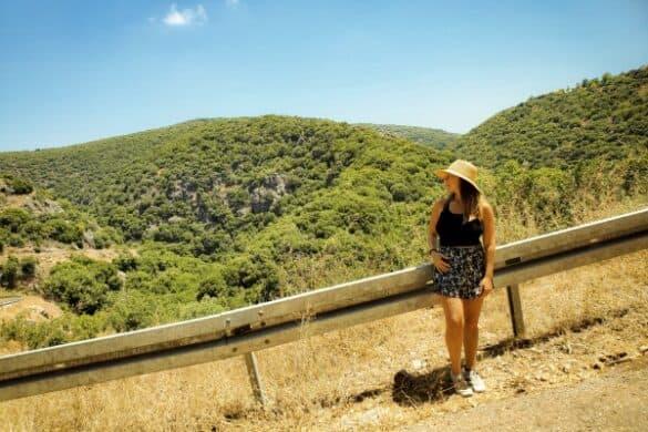 חופשה זוגית מפנקת בקרוואן בארץ, מסלולי קרוואנים וטיולי טבע