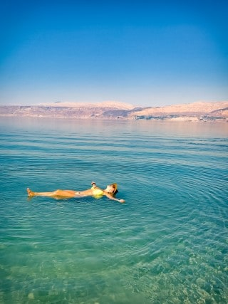 החוף הסודי בים המלח