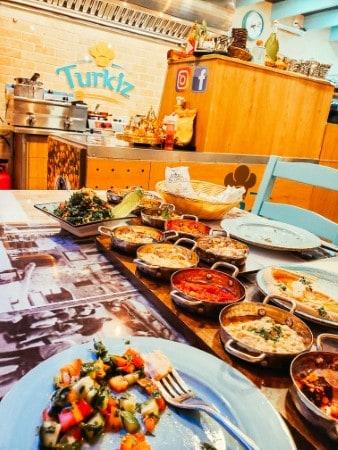 מסעדת טורקיז בעכו
