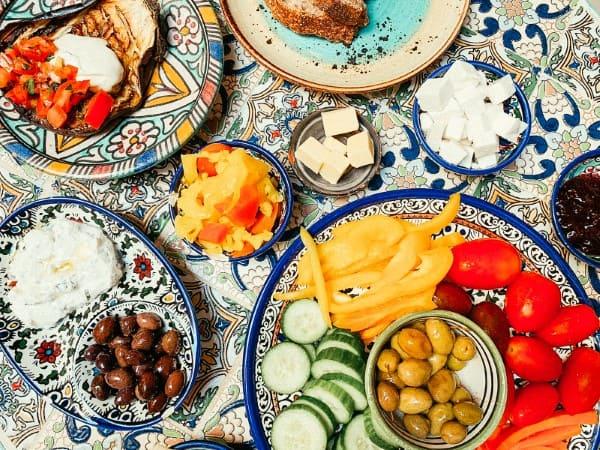 ארוחת בוקר בעכו העתיקה - חופשה זוגית